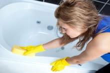 Чистячі засоби для ванни