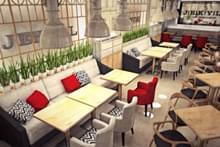 Меблі для кафе і ресторанів